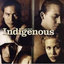 CD - Indigenous - Things We Do - IMP