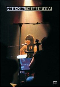 DVD -  PRETENDERS THE ISLE OF VIEW