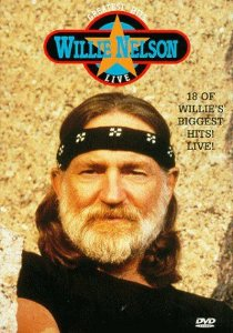 DVD - WILLIE NELSON: GREATEST HITS LIVE