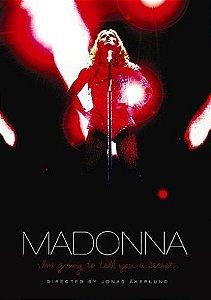 DVD - MADONNA: I'M GOING TO TELL YOU A SECRET CD + DVD