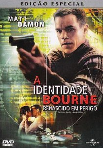 DVD - A Identidade Bourne (The Bourne Identity)
