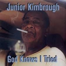 CD - Junior Kimbrough - God Knows I Tried  (Digipack) - IMP
