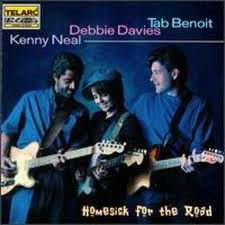 CD - Tab Benoit, Debbie Davies & Kenny Neal - Homesick For The Road - IMP