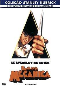 DVD - Laranja Mecânika (A Clockwork Orange)
