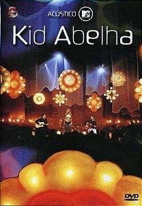 DVD - KID ABELHA: ACUSTICO