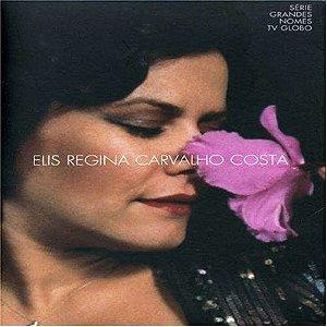 DVD - Série Grandes Nomes - Elis Regina Carvalho Costa