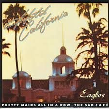CD - Eagles - Hotel California