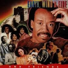 CD - Various ‎– Earth, Wind & Fire And Friends