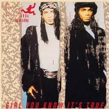 CD - Milli Vanilli - Girl You Know It's True IMP