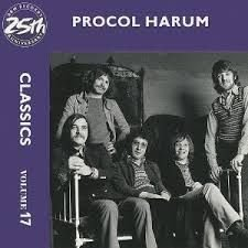 CD - Procol Harum ‎– Classics Volume 17 - IMP