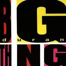 CD - Duran Duran - Big Thing