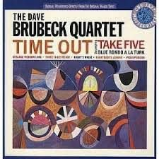 CD - The Dave Brubeck Quartet - Time Out - IMP