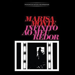 DVD - Marisa Monte Infinito Ao Meu Redor Dvd + Cd (Promoção Colecionadores)
