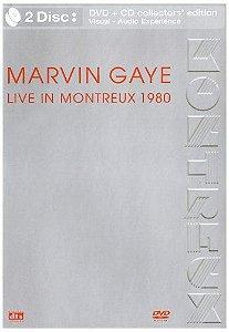 "MARVIN GAYE LIVE IN MONTREUX 1980"" novo lacrado"