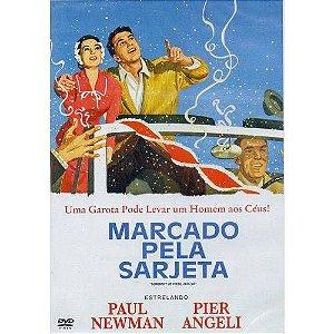 DVD - Marcado pela Sarjeta (Somebody Up There Likes Me)