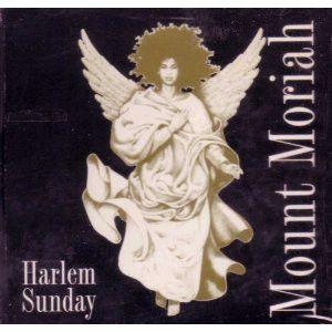 CD - Nelson Motta - The Mount Moriah Mass Choir & The New Age Communit - Harlem Sunday
