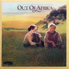 CD - John Barry ‎– Out Of Africa (Music From The Motion Picture Soundtrack) IMP