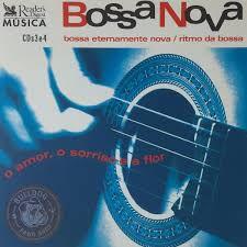 CD - Various - Bossa Nova - O Amor, O Sorriso e a Flor ²