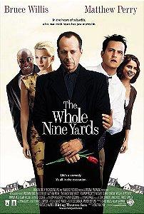 DVD - Meu Vizinho Mafioso (The Whole Nine Yards)