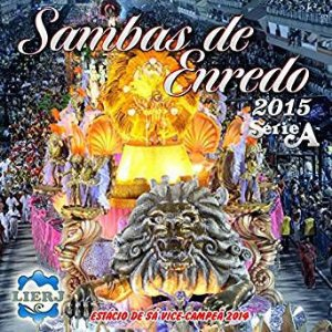 Various - Sambas de Enredo - 2015 - Série A