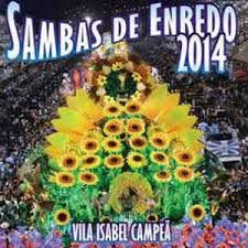 Various - Sambas de Enredo 2014