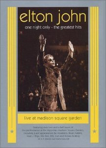 ELTON JOHN: ONE NIGHT ONLY - GREATEST HITS LIVE