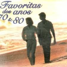 CD - Favoritas dos anos 70 & 80 - CD 1 & 2
