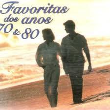 CD - Favoritas dos anos 70 & 80 - CD 5
