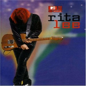 DVD - MTV AO VIVO: RITA LEE
