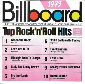 Various - Billboard Top Rock & Roll Hits 1973