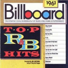 CD - Billboard Top R&B Hits 1961 - IMP (Vários Artistas)