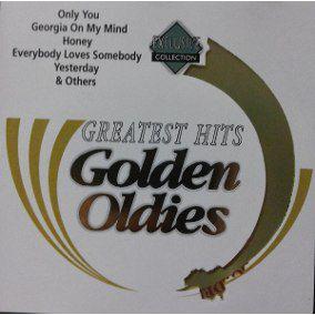 CD - Greatest Hits Golden Oldies (Vários Artistas)