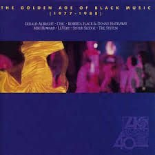 Various - Golden Age Of Black Music (1977 -1988)