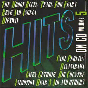 CD - Hits On CD Vol. 5 - IMP (Vários Artistas)