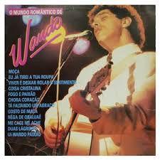 CD - Wando - O Mundo Romântico de Wando