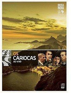 DVD + CD - OS CARIOCAS
