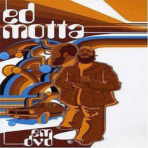 DVD - ED MOTTA EM DVD