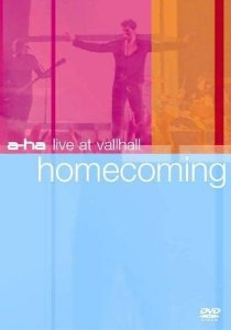DVD - A-ha: LIVE AT VALLHALL - HOMECOMING""