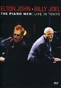 ELTON JOHN & BILLY JOEL - The Piano Men Live In Tokyo