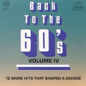 CD - Various - Back To The 60's Vol. IV - IMP
