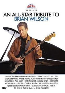 DVD -  AN ALL-STAR TRIBUTE TO BRIAN WILSON
