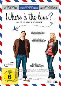 DVD - O Amor está no Ar (Where is the Love?)