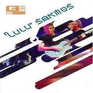 DVD - MTV AO VIVO : LULU SANTOS