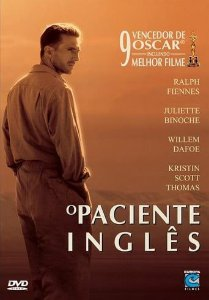 DVD - O Paciente Inglês (The English Patient)