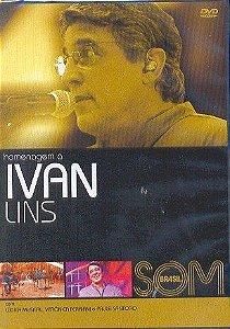 DVD - SOM BRASIL - IVAN LINS (Vários Artistas)