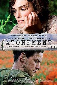 DVD - Desejo e Reparação (Atonement)