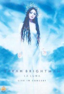 DVD -  SARAH BRIGHTMAN: LA LUNA - LIVE IN CONCERT