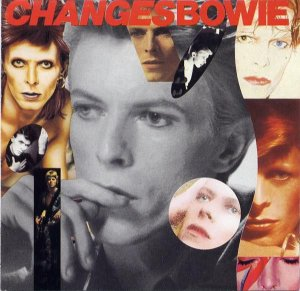 CD - David Bowie - Changesbowie - IMP