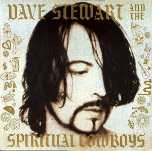 CD - Dave Stewart And The Spiritual Cowboys - Dave Stewart And The Spiritual Cowboys