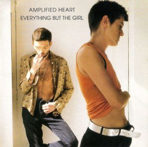 CD - Everything But The Girl - Amplified Heart - IMP GERMANY